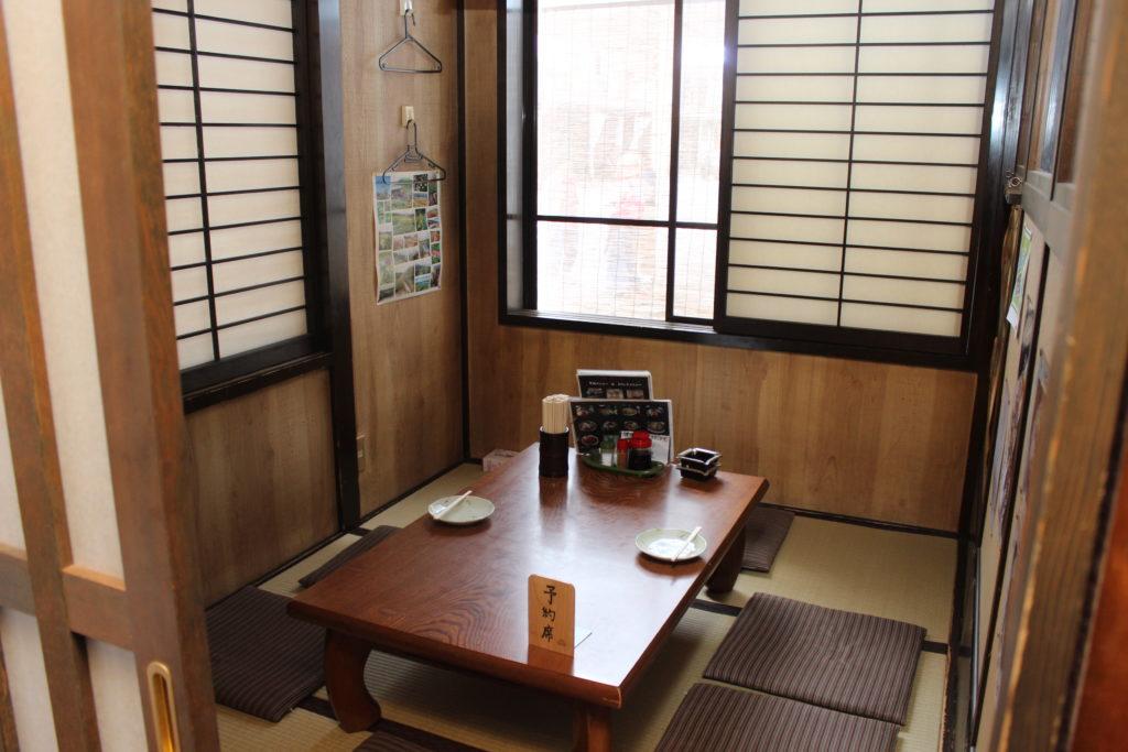 新潟県南魚沼市六日町「あさひ食堂」へのアクセス