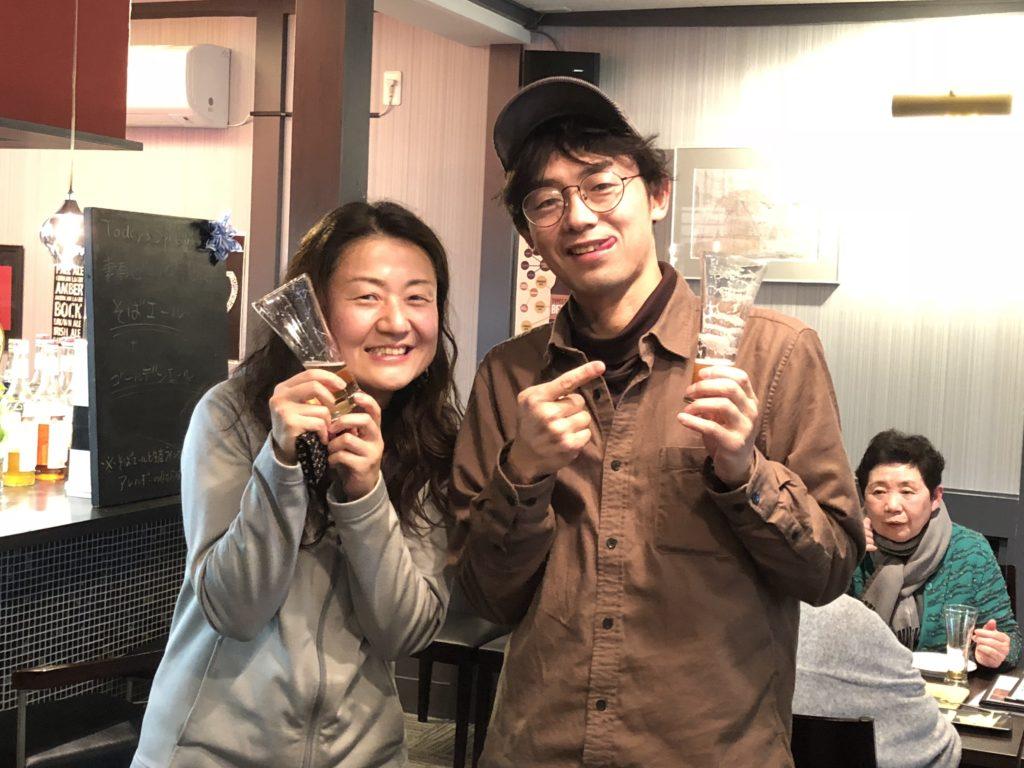 妻有ビール代表取締役・高木千歩さん
