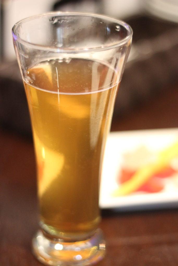 妻有ビールに合う食事とは?
