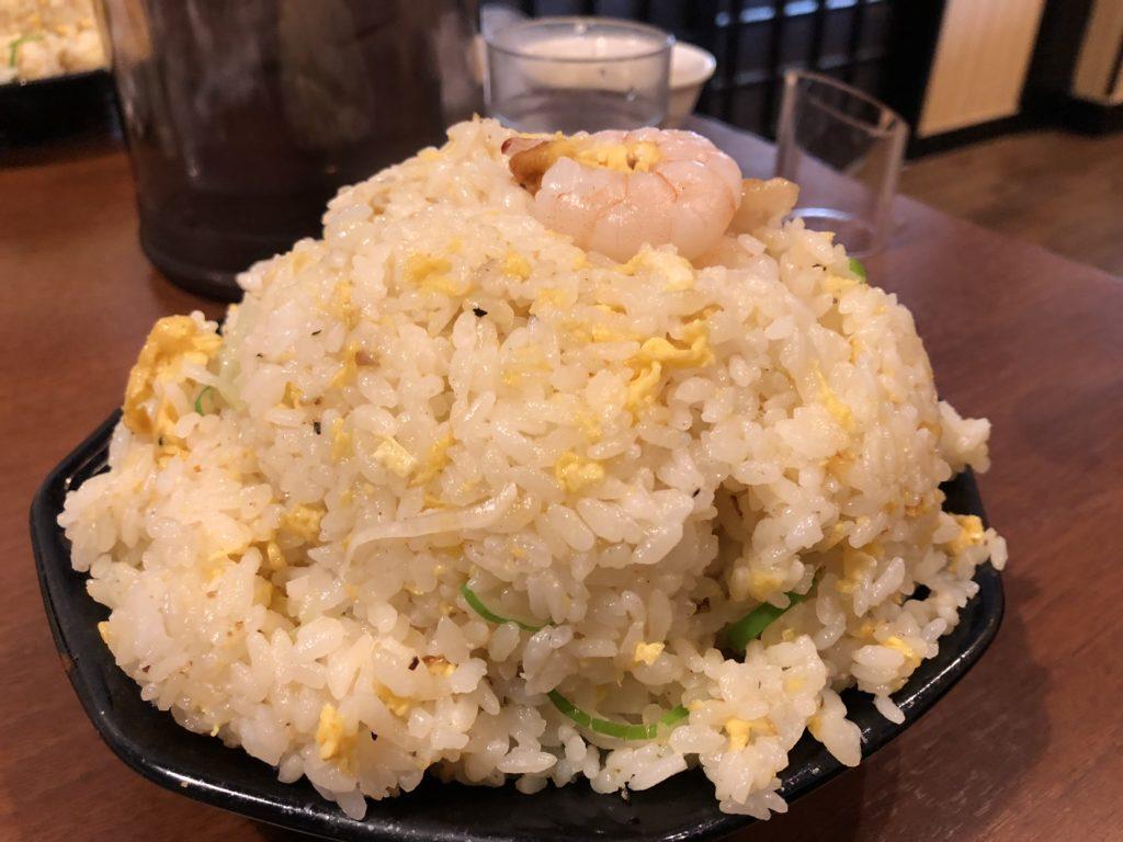 華龍飯店【長野市穂保】チャーハン