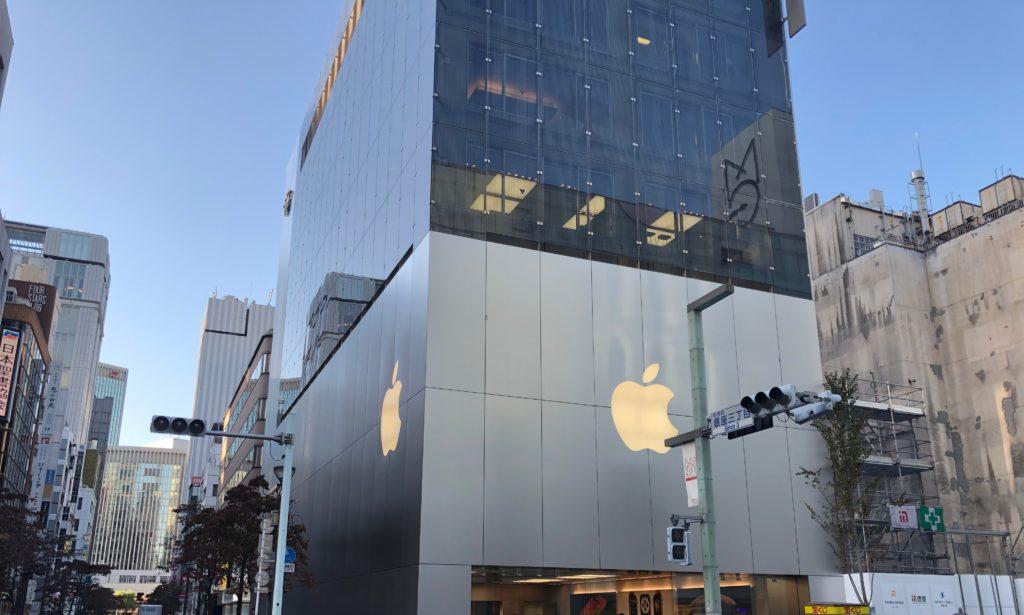 Apple store銀座 アップルストア
