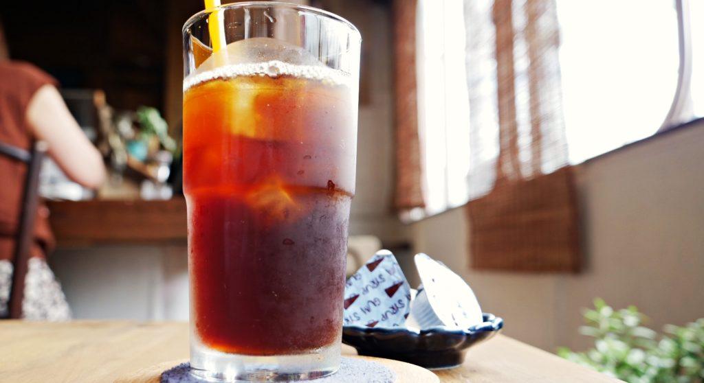 ケロハウスのランチメニューを公開 アイスコーヒー