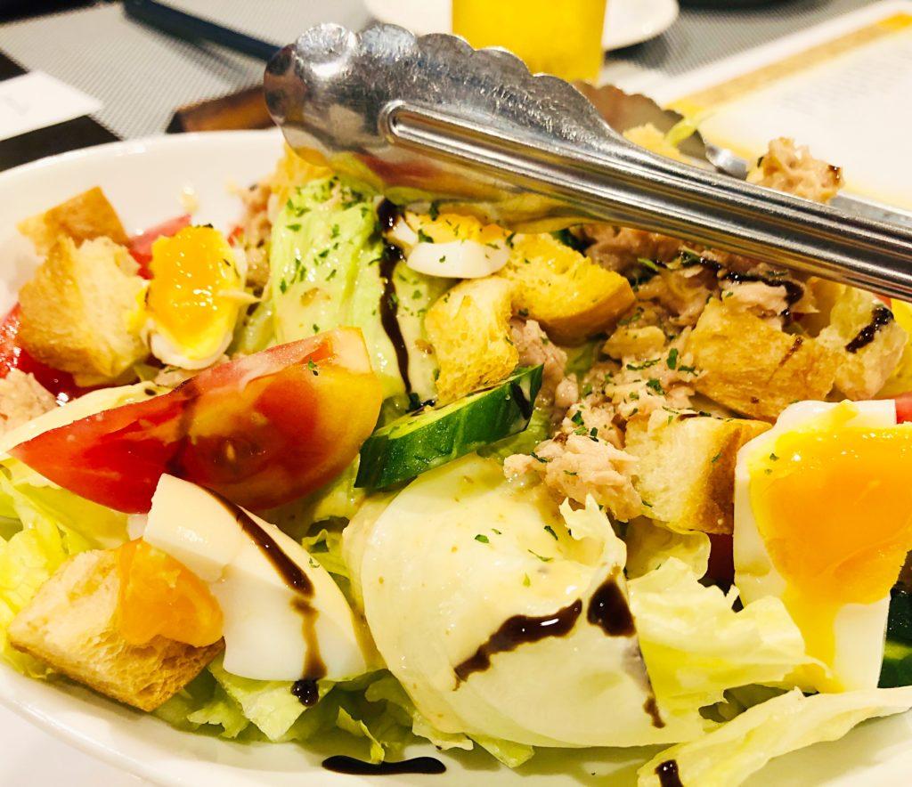 ビストロリール サラダ