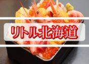 Little北海道【南魚沼市】神々しいほどの輝きを放つ本気丼ランチ!