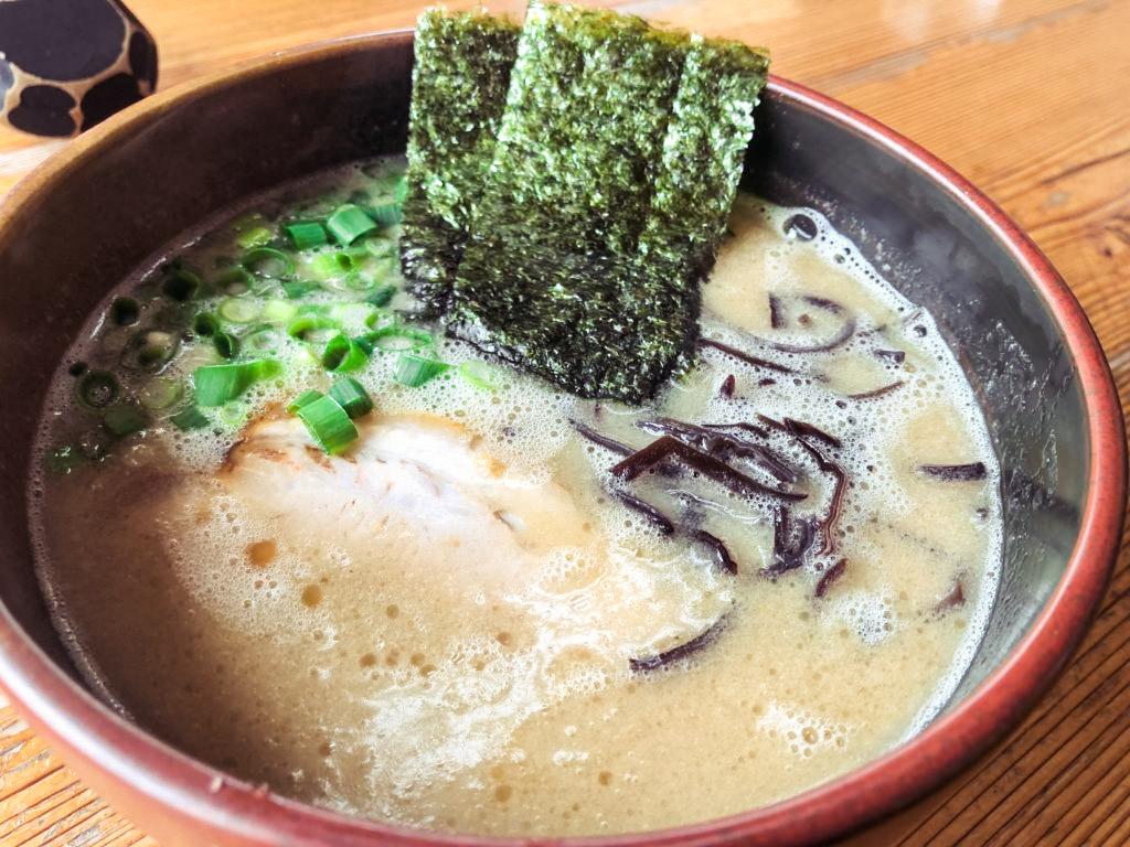 天池家 スープ
