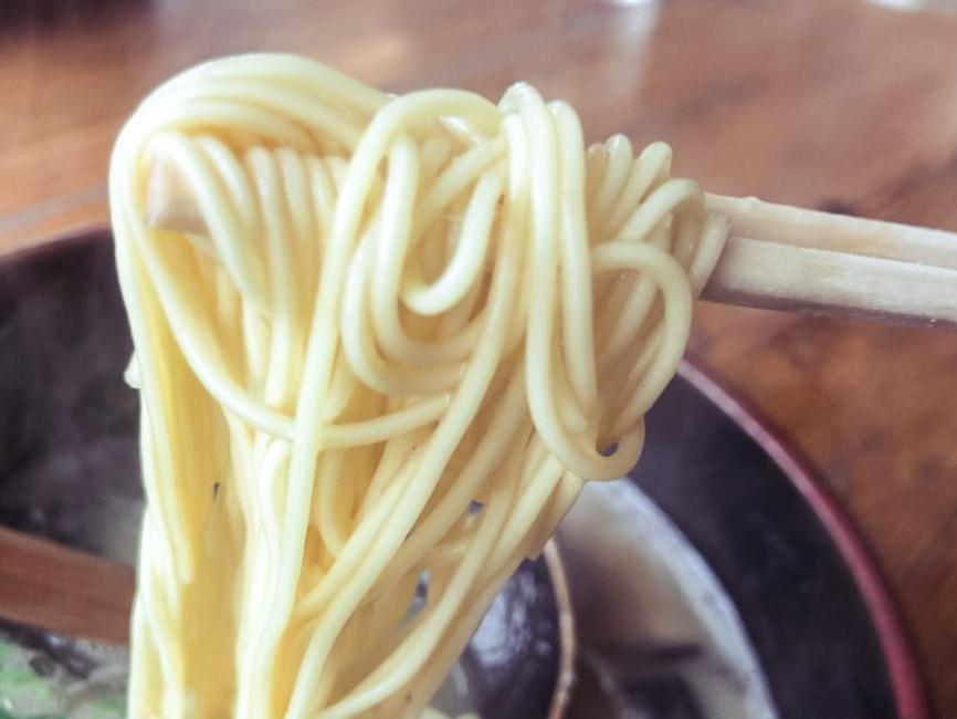 天池家 麺