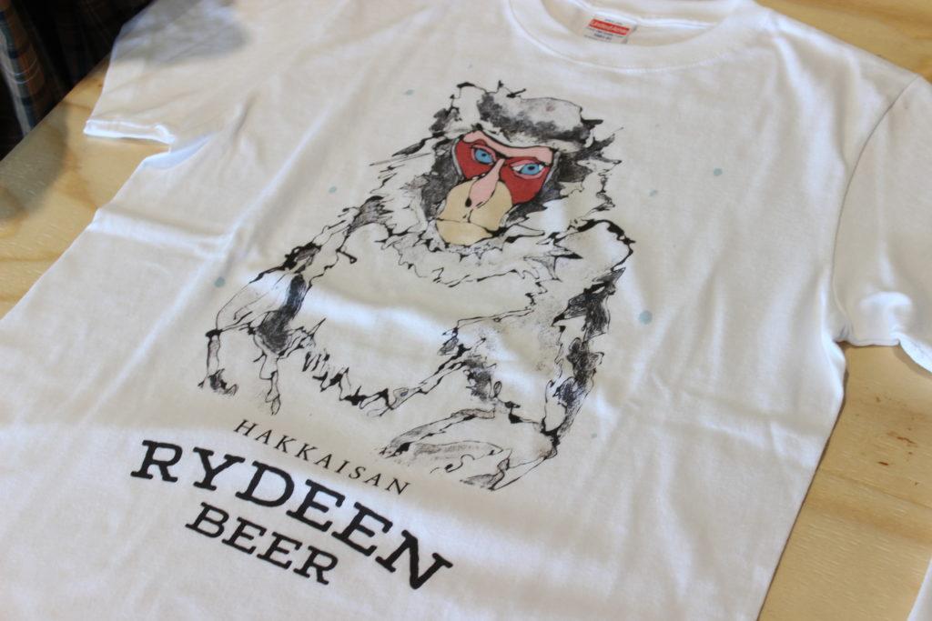 猿倉山Tシャツ
