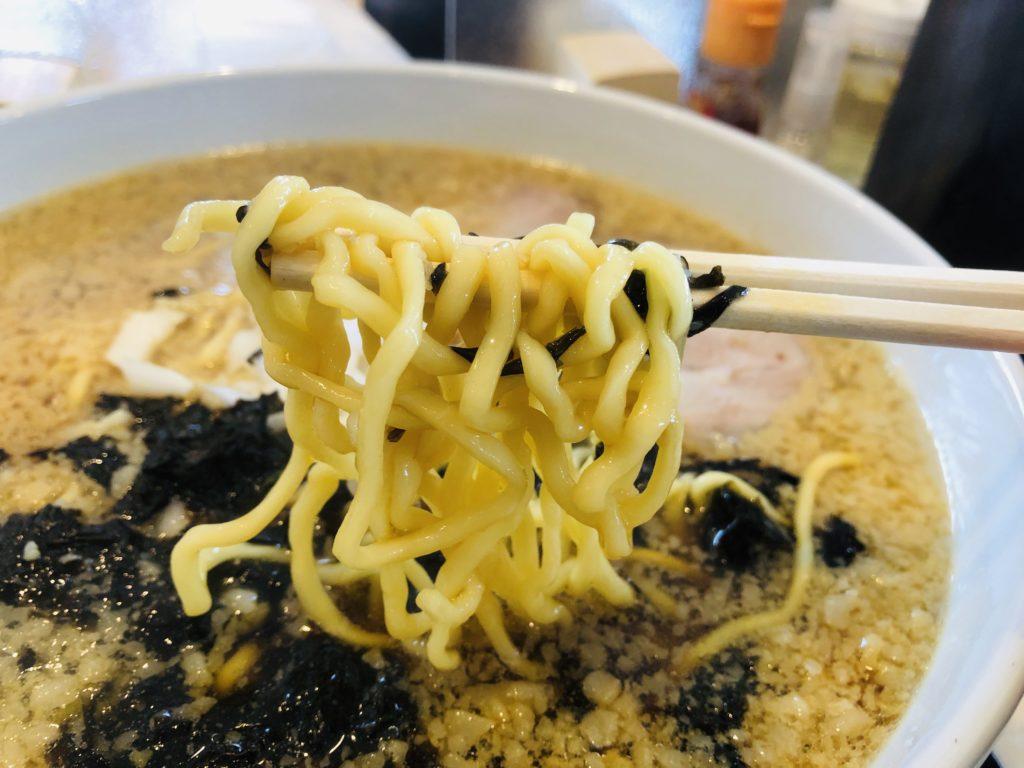 ゆきがや 麺