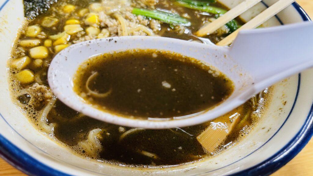 風々亭 スープ