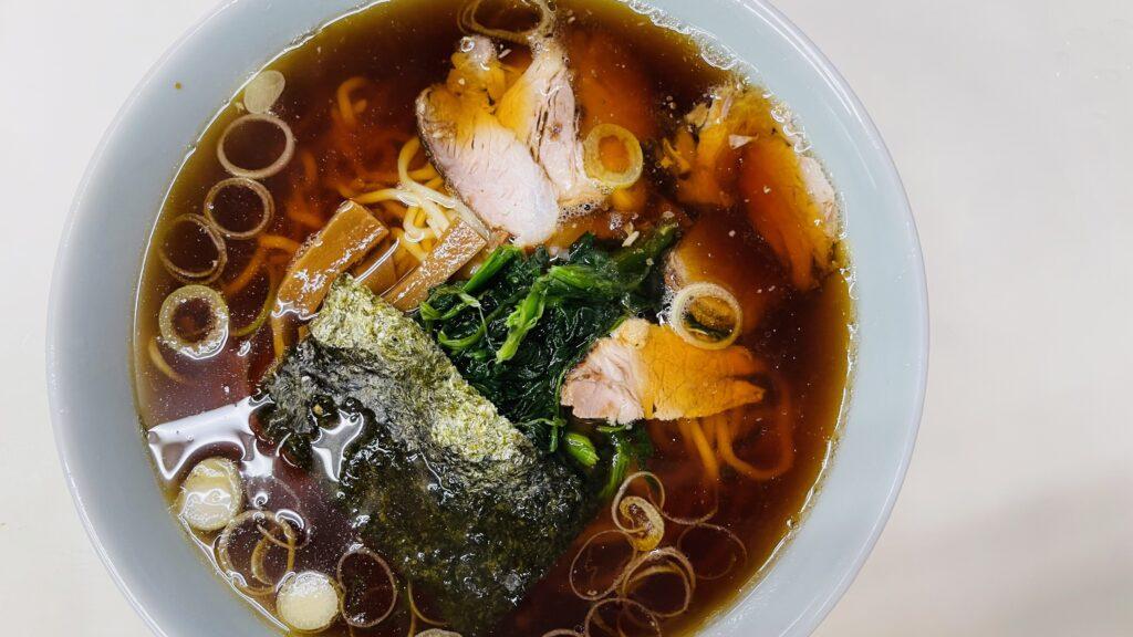 長岡生姜醤油