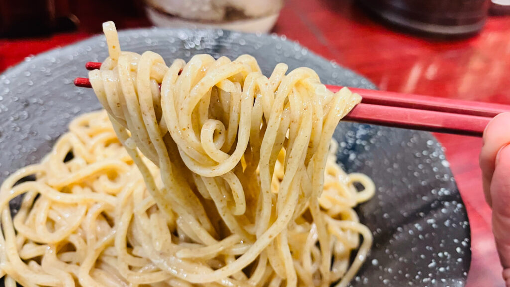 つるりの麺