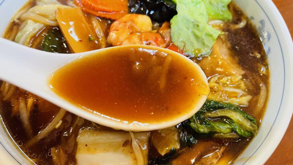 いってつ 広東麺