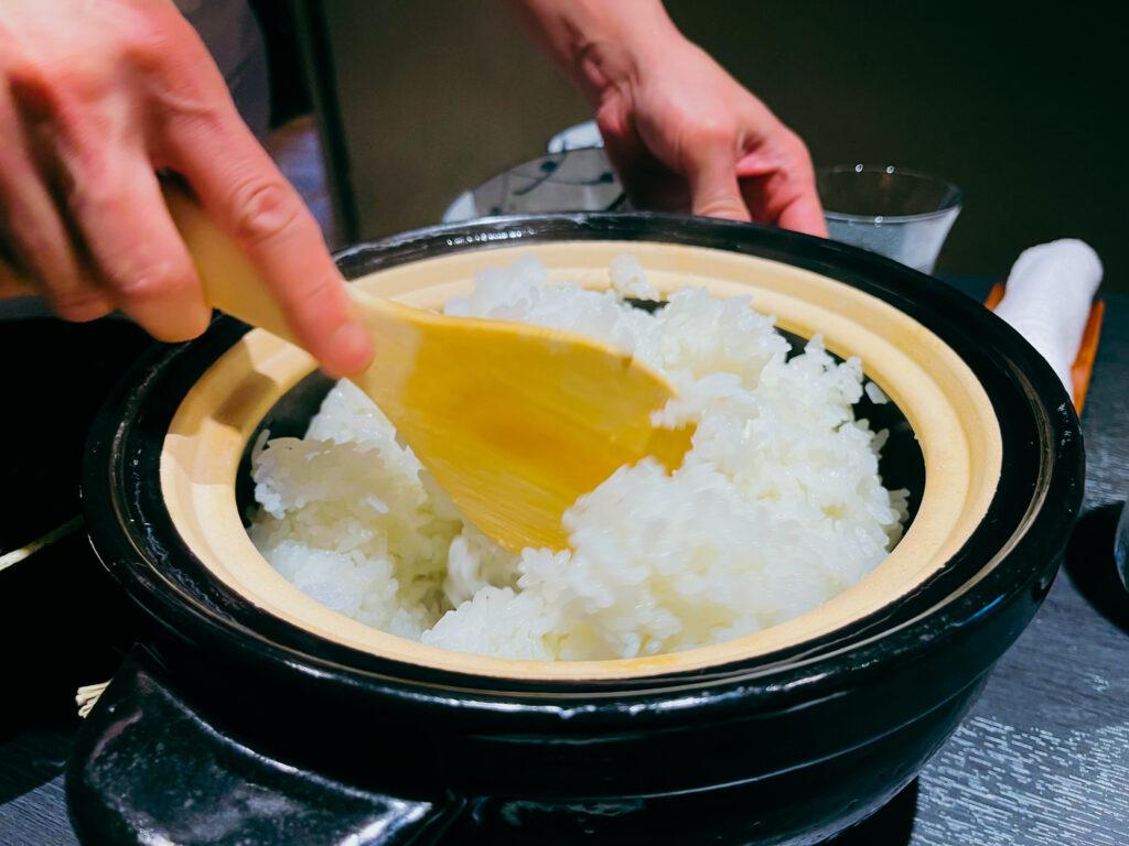 ゆげ 土鍋