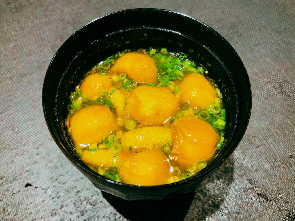ゆげ 味噌汁